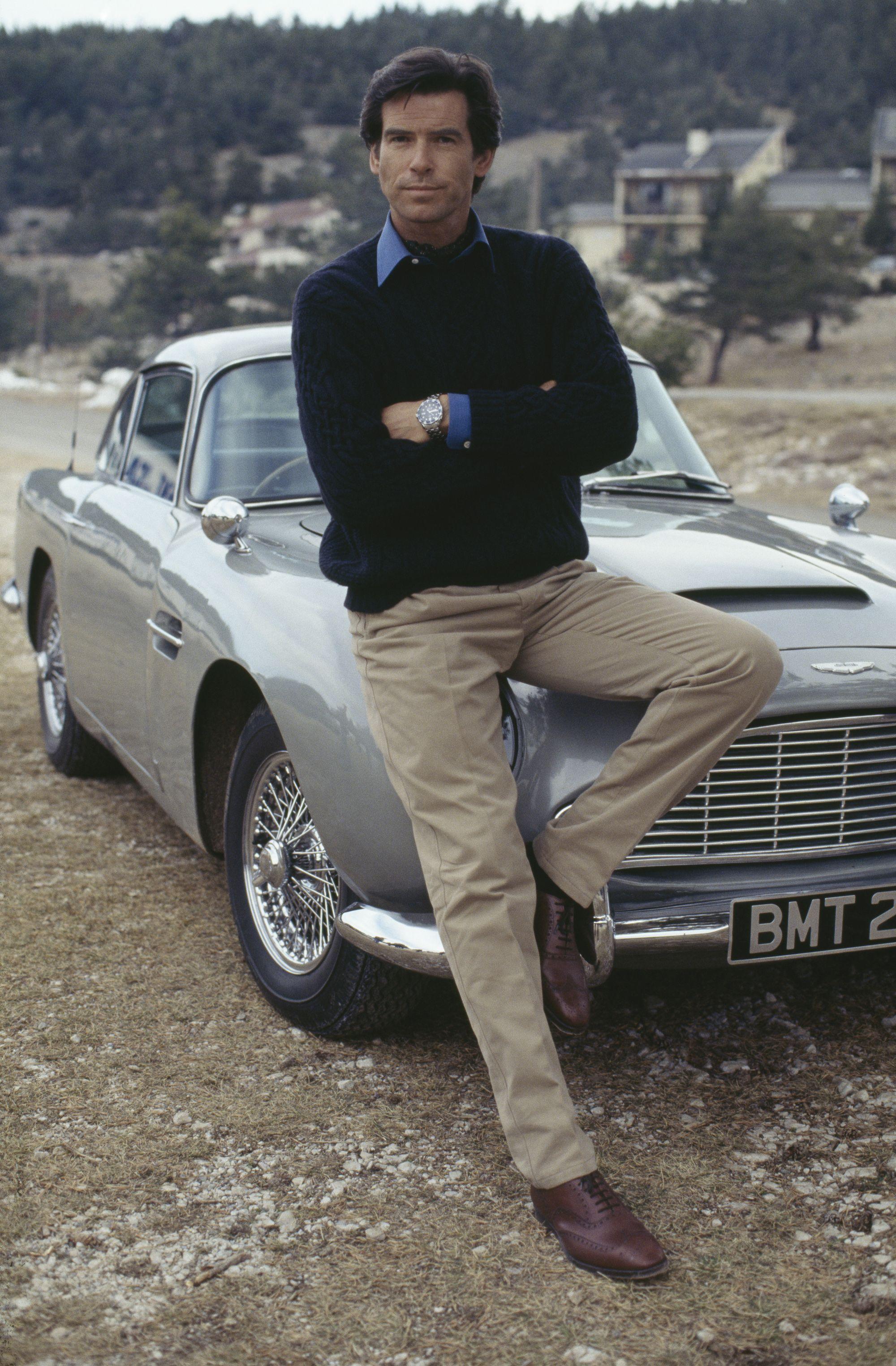 Pierce Brosnan Wants to See a Female James Bond