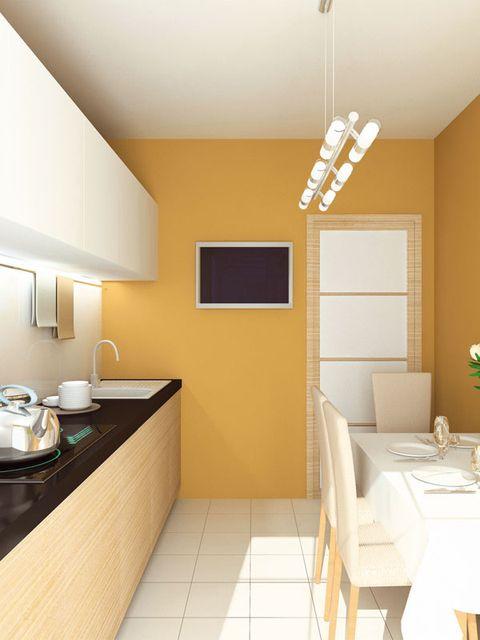 Como renovar la casa con una mano de pintura - Ideas para pintar la casa ...