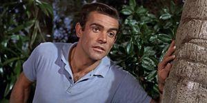 James bond - Sean connery
