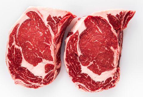 boneless rib eye steaks