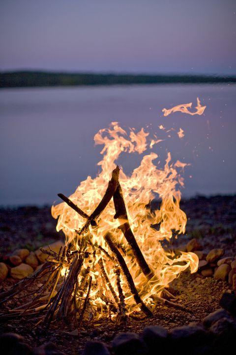 bonfire fall activities