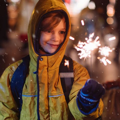 How to stay safe on fireworks night