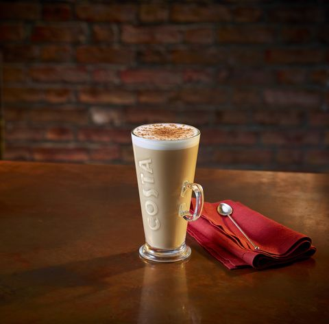 Costa Coffee Launches Winter Menu With Christmas Drinks