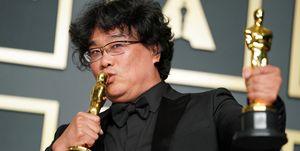 parasitos bong joon ho92nd Annual Academy Awards - Press Room