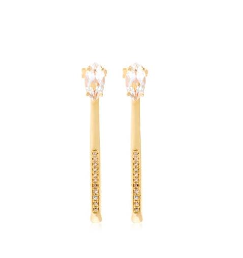 orecchini piccoli diamanti bea bongiasca