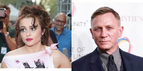 Helena Bonham Carter Daniel Craig James Bond