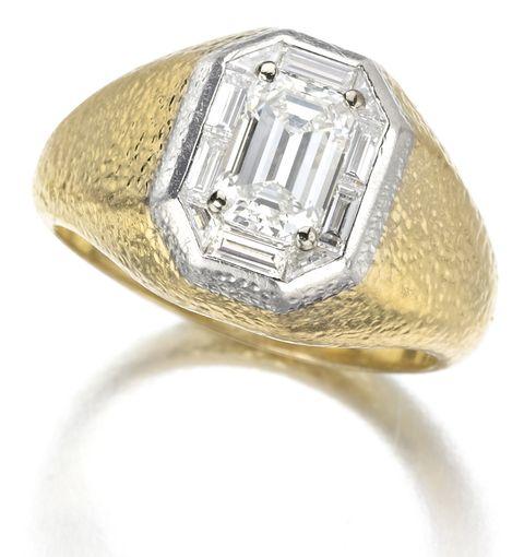men's engagement ring