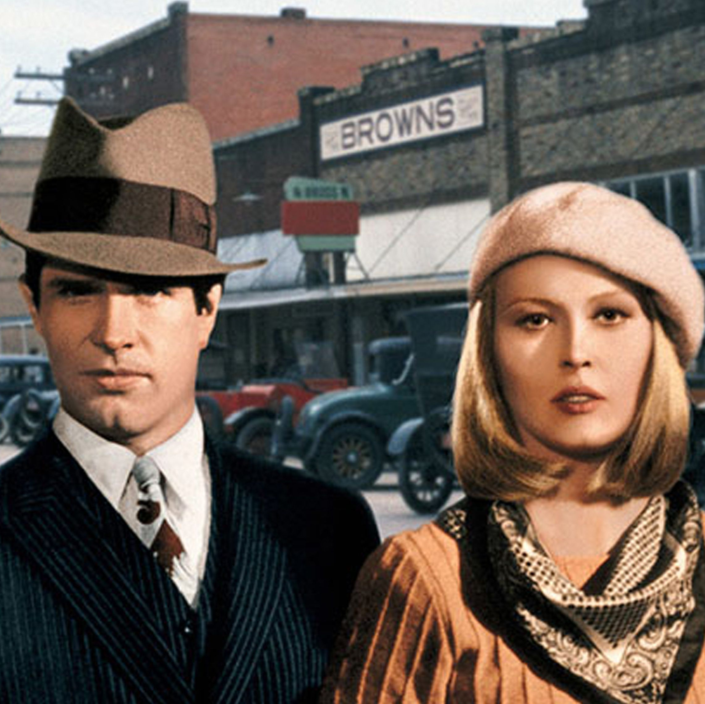 Bonnie and Clyde (1967) To be frank, this is the GOAT.
