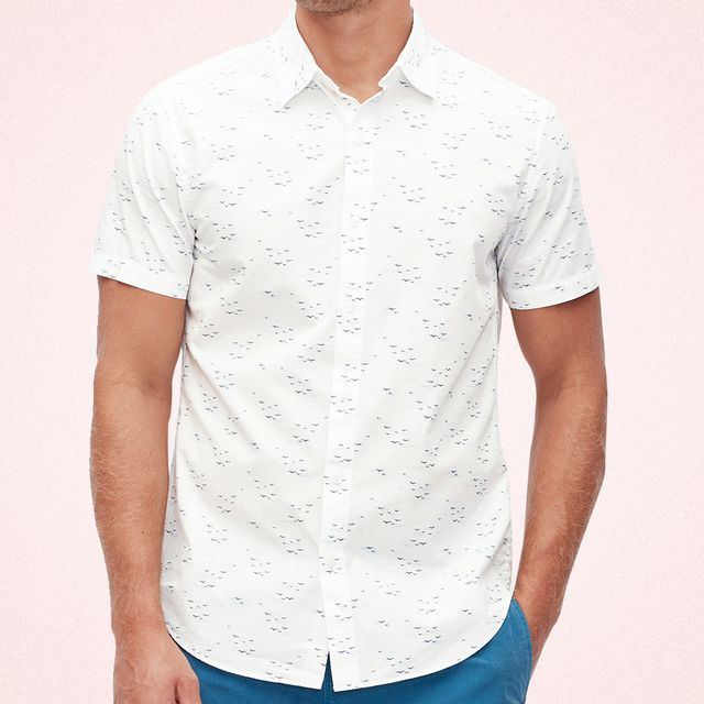 Bonobos' Bestselling Riviera Shirt Is Up to Half Off Right Now