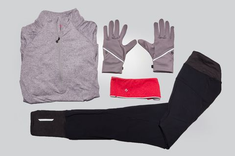 Bontrager Winter Gear