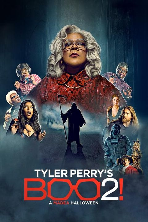 Tyler Perry's Boo 2! - Best Halloween Movies on Hulu