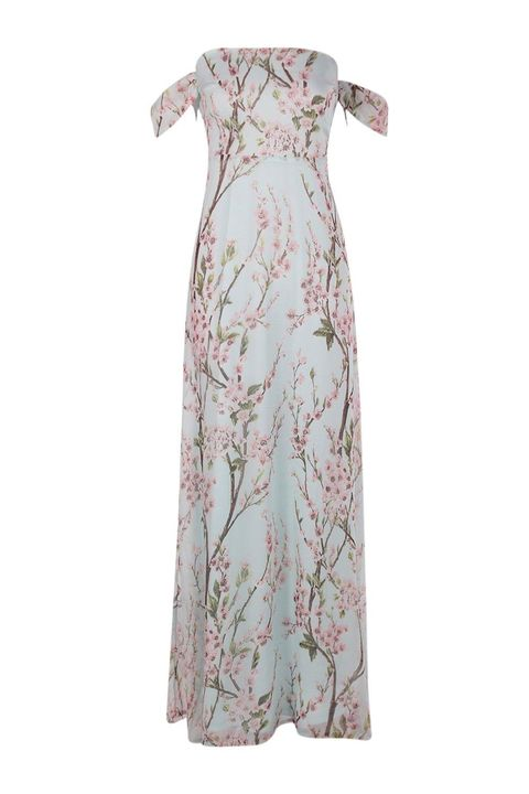 Clothing, Dress, Day dress, Pink, Shoulder, Sleeve, Cocktail dress, Gown, Joint, Textile,