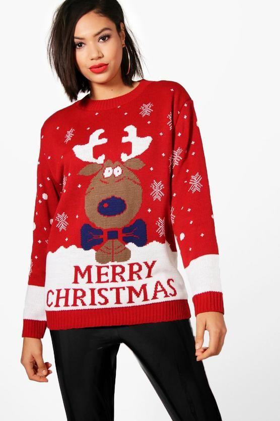 Rockin Around the Christmas Trui! Kerstttruien 2017