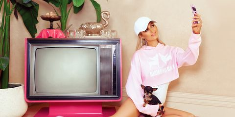76ce40c6bba Paris Hilton Is Collaborating With Boohoo on a Totally 2000s ...