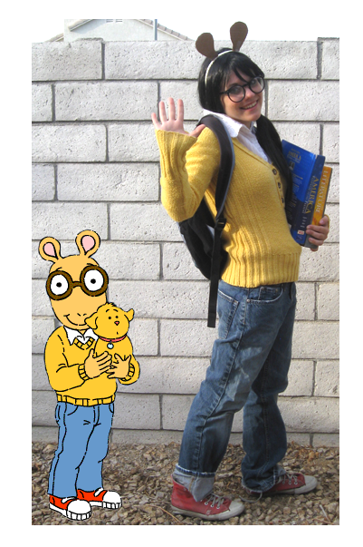 22 Super-Easy Book Character Costumes For Kids & Teachers
