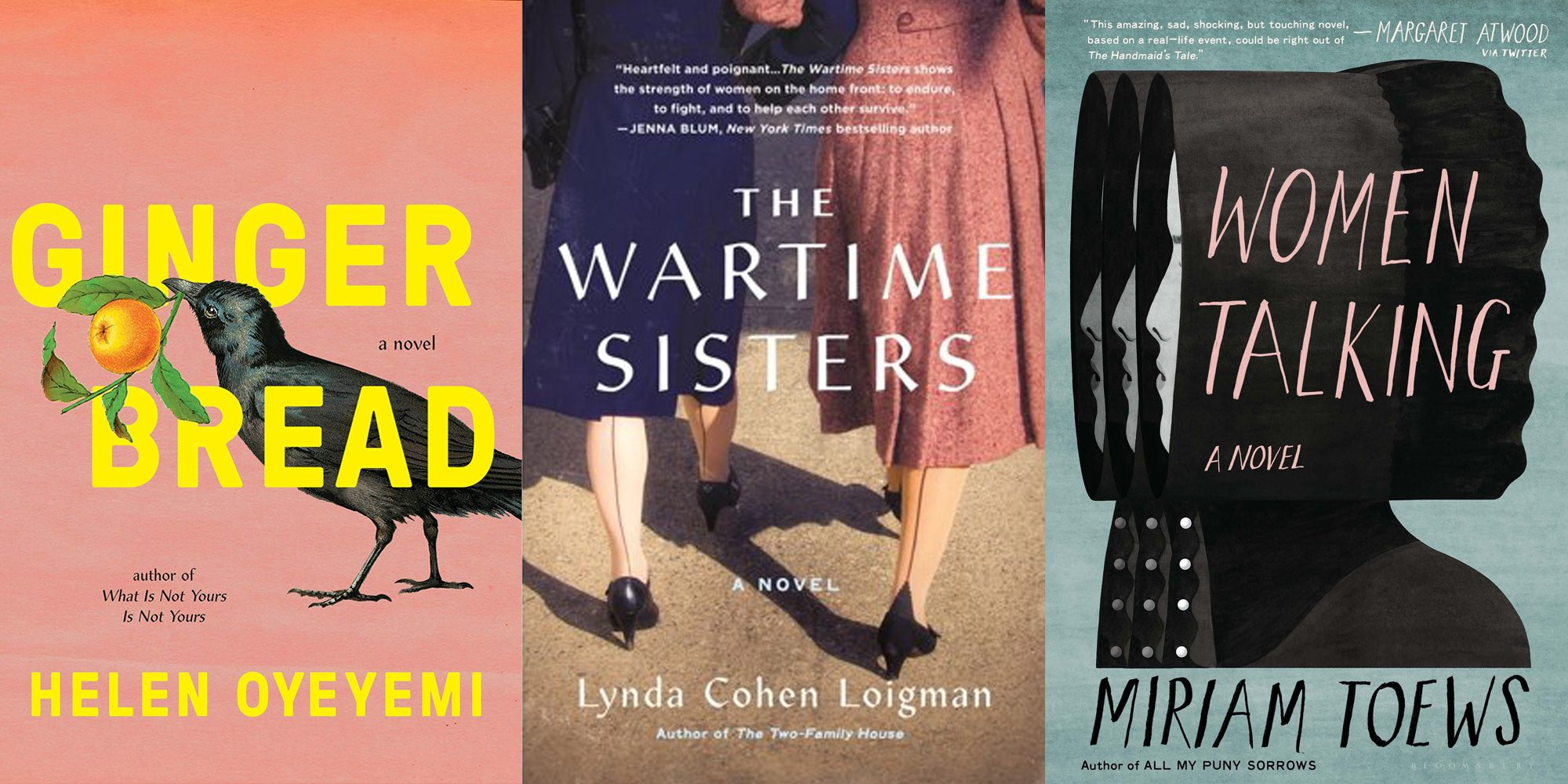 Best Fiction Books 2019 - Top New Fiction Books Released