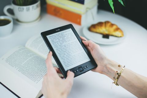 Gadget, Product, Electronic device, Technology, Hand, Mobile device, Tablet computer, Electronics, Computer, Book,