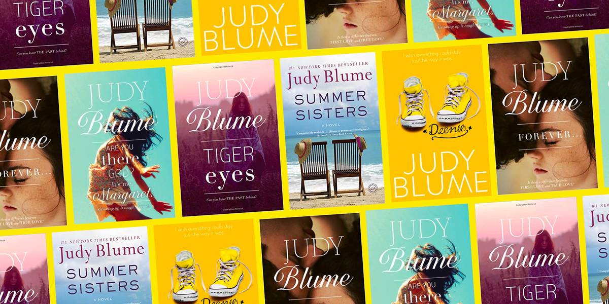 These Beloved Judy Blume Books Will Take You Back to a Simpler Time