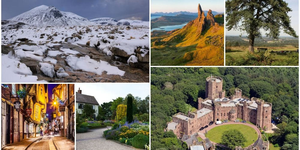 9 enchanting UK locations that inspired your favourite children's books