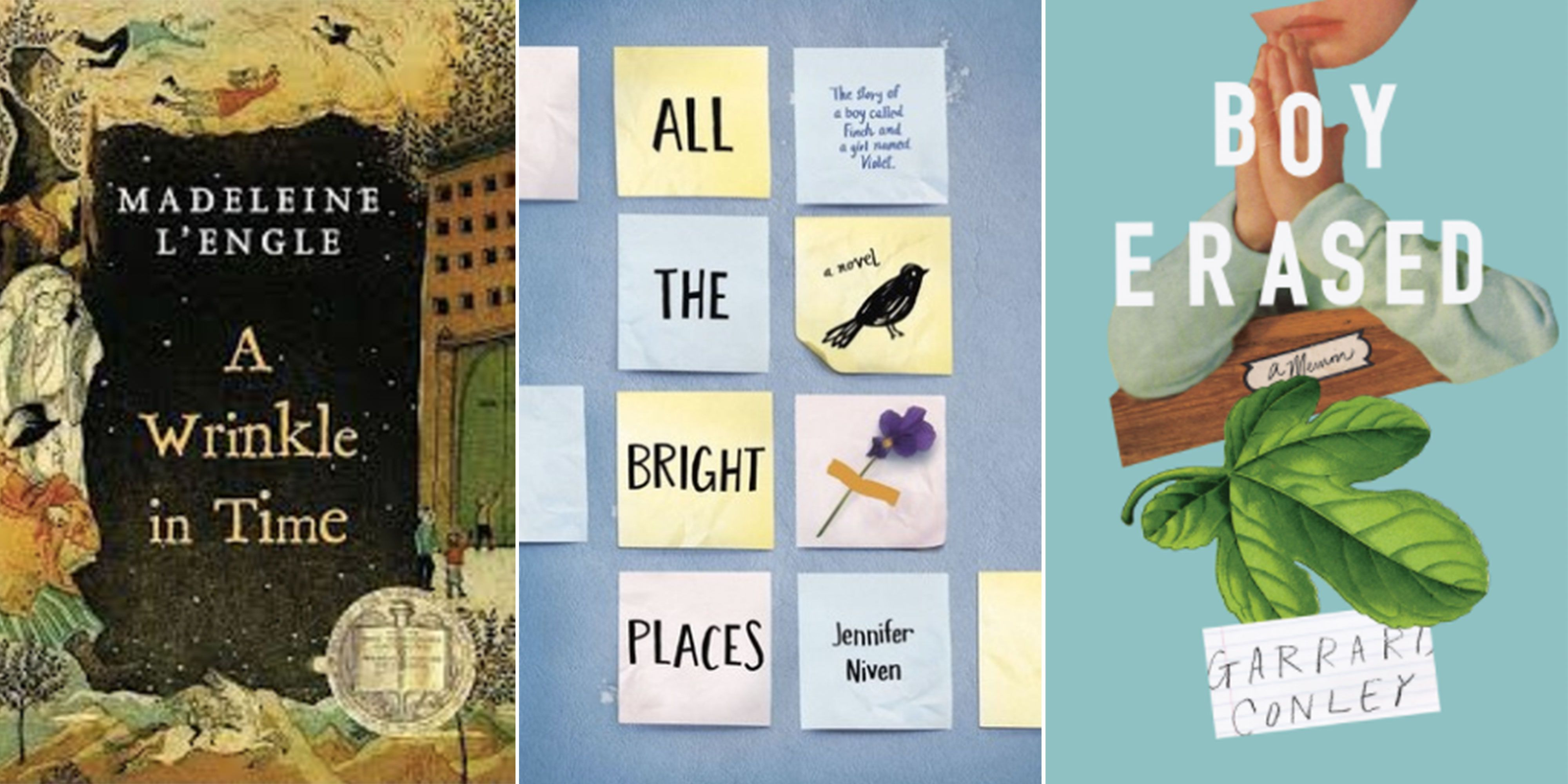18 books to read before they're turned into films in 2018