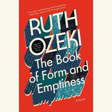 the book of form and emptiness, ruth ozeki