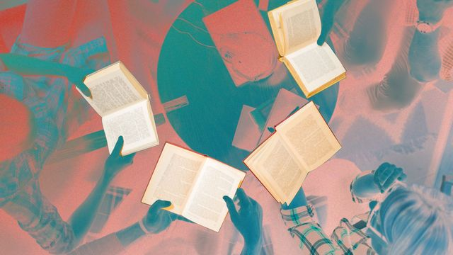 how the pandemic inspired even more people to join book clubs
