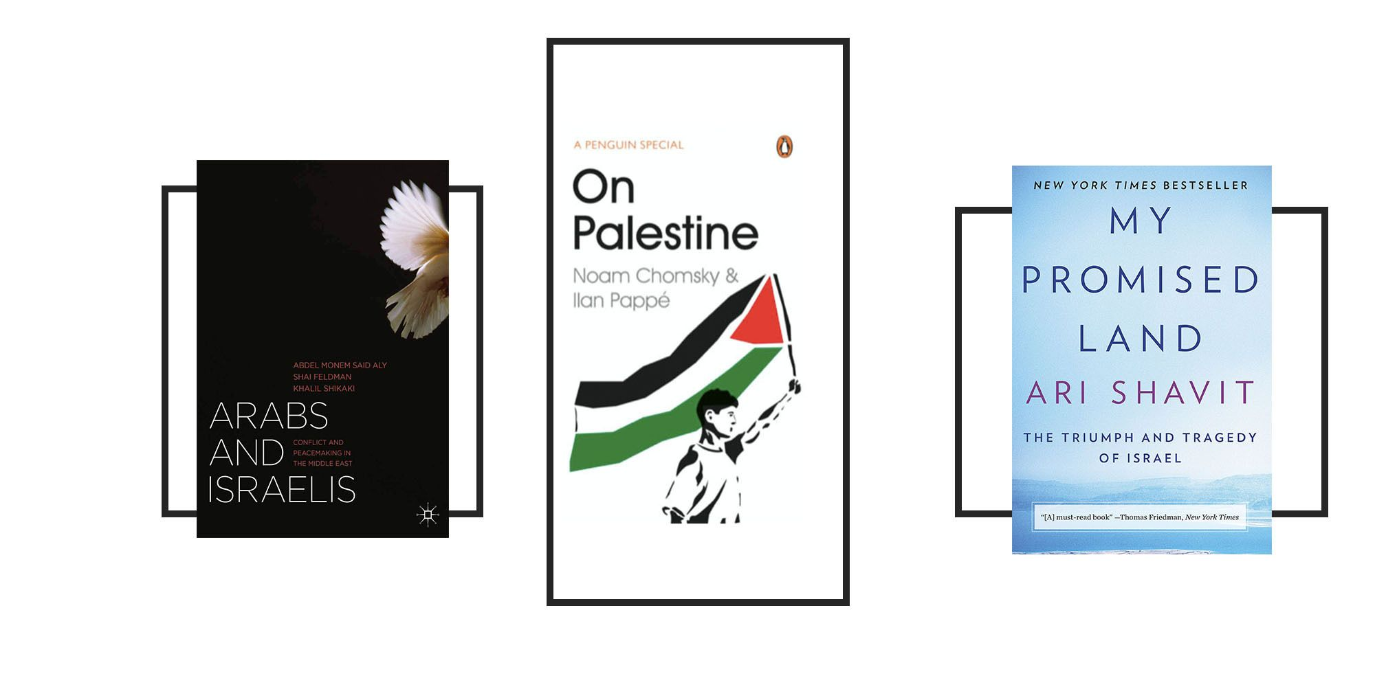 5 books to read to understand the Israel-Palestine conflict
