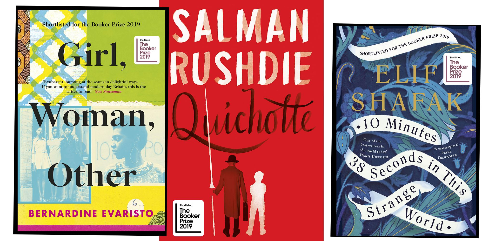 Booker Prize 2019: The winning books you need to add to your shopping basket