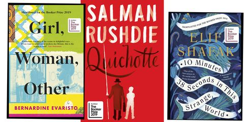 2019 Booker Prize Shortlist