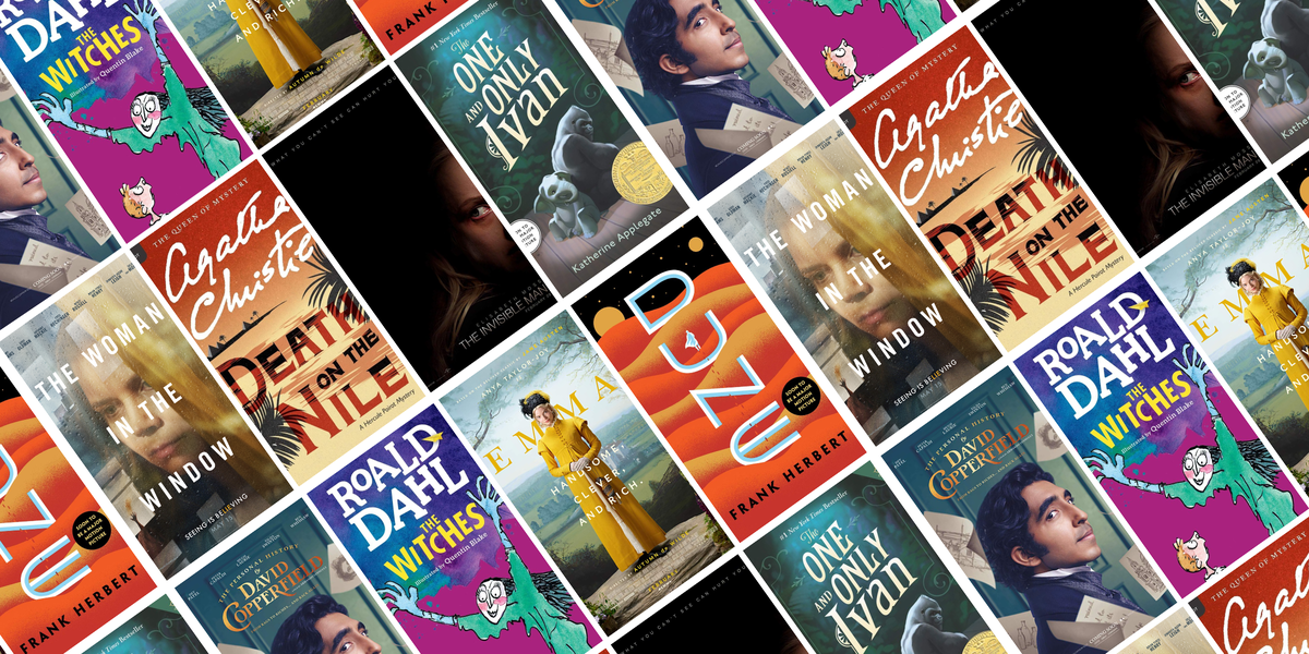 All the Books Becoming Movies and TV Shows in 2020