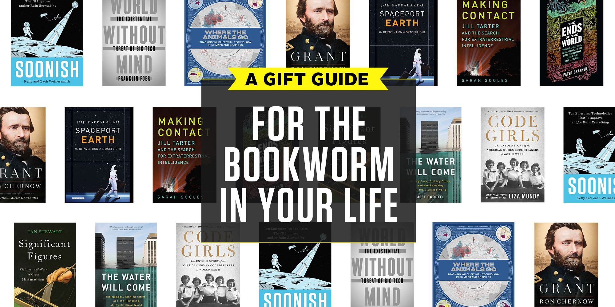 A Gift Guide for the Bookworm in Your Life