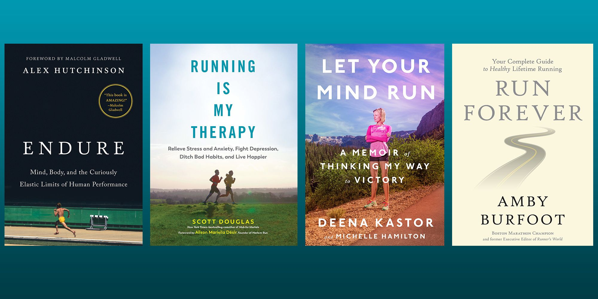 New Books That Get Your Mind Right for Running
