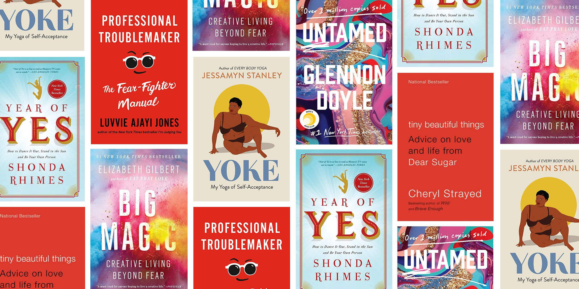 21 Empowering Self-Help Books Every Woman Should Read