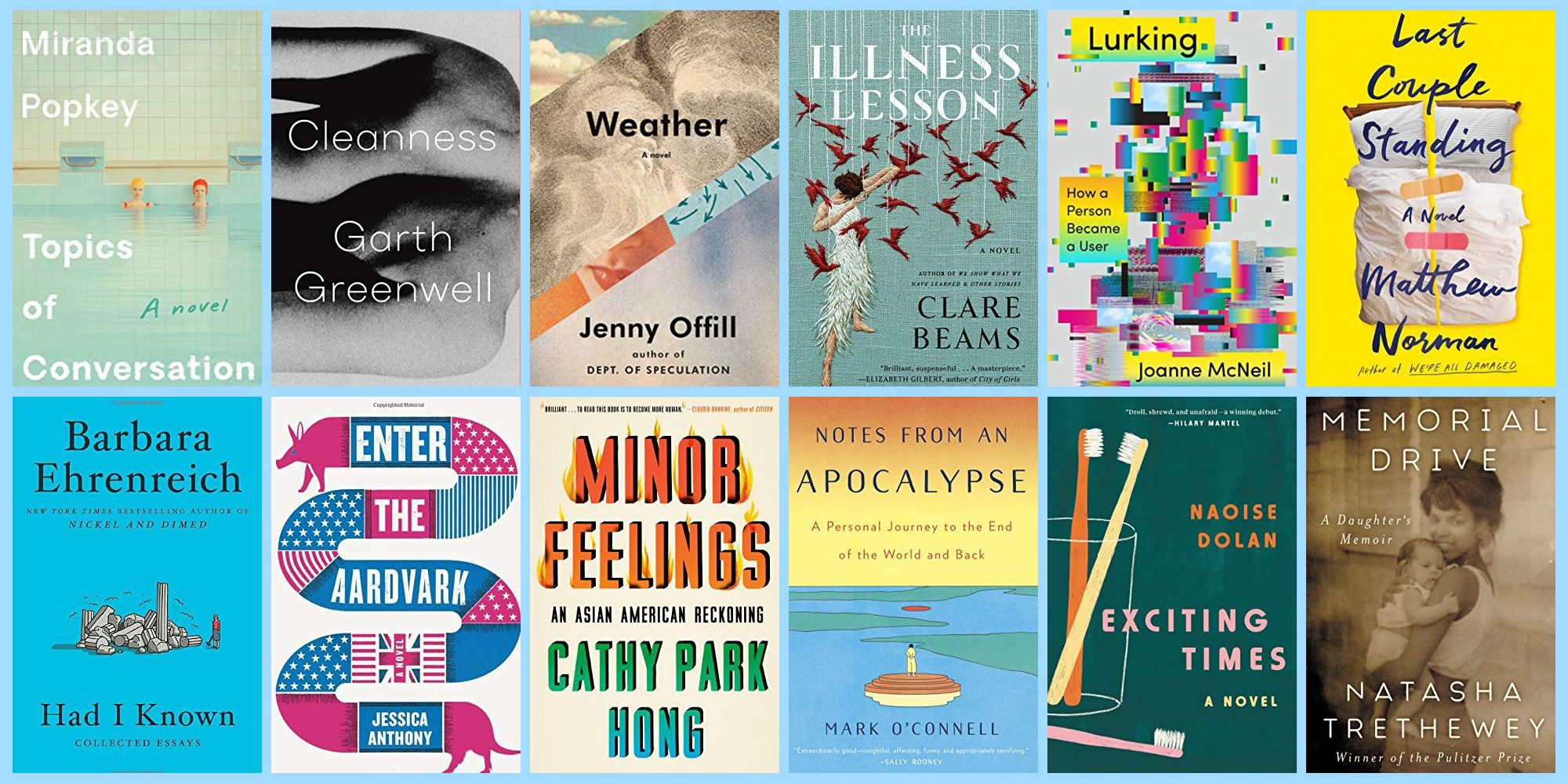The Best Books to Elevate Your Reading List in 2020