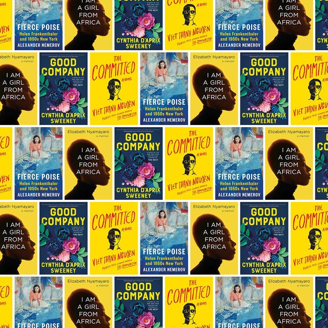 books of spring 2021