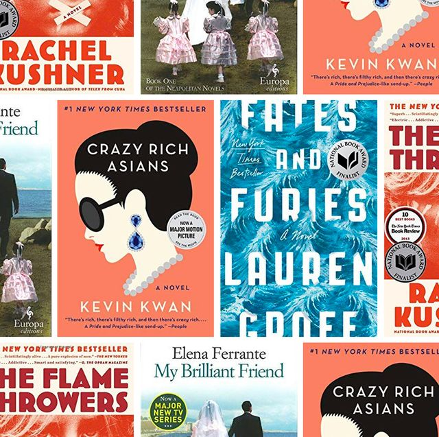 Best Books of the 2010s