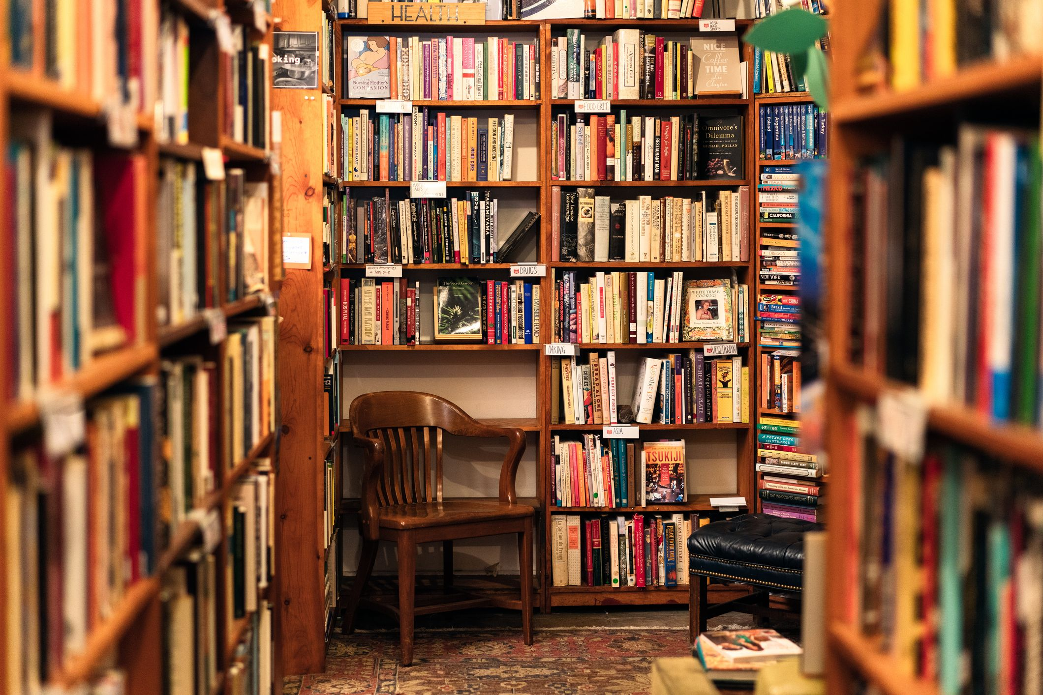 This quaint, independent bookshop in Oxfordshire is looking for new owners
