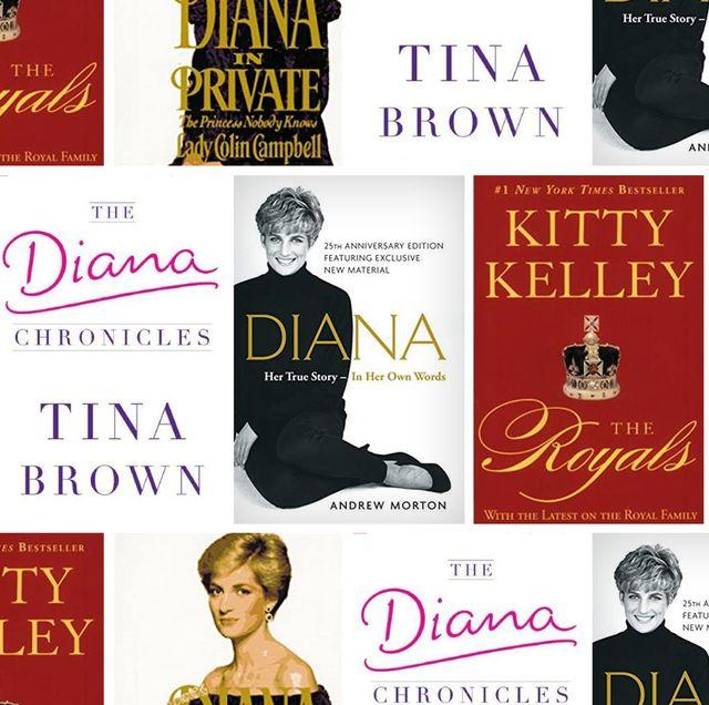 best books princess diana