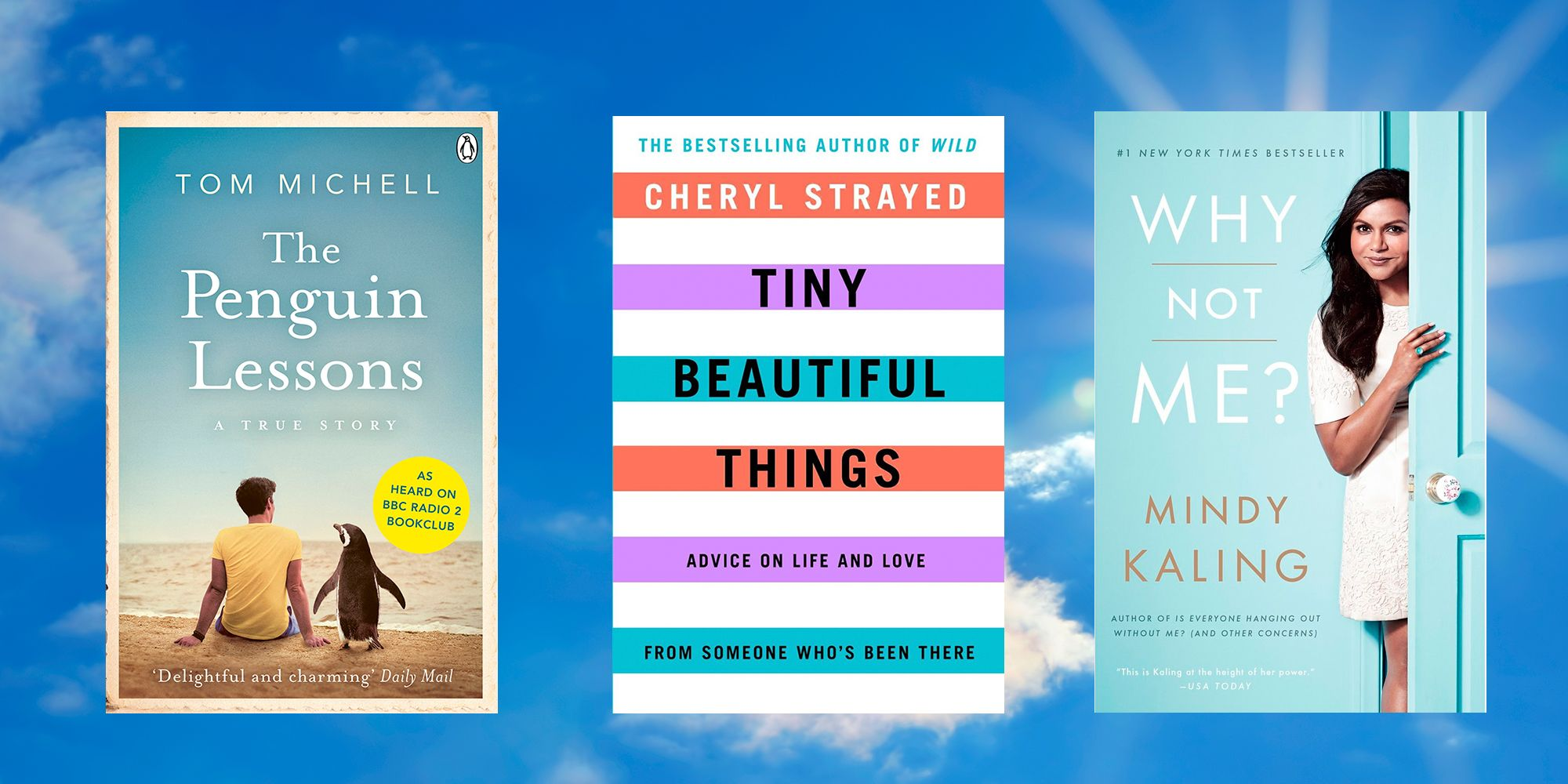 10 books to help you beat the January blues