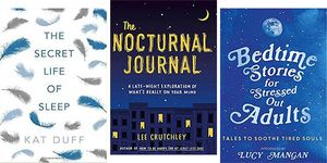 10 books to read when you can't sleep to help you nod off