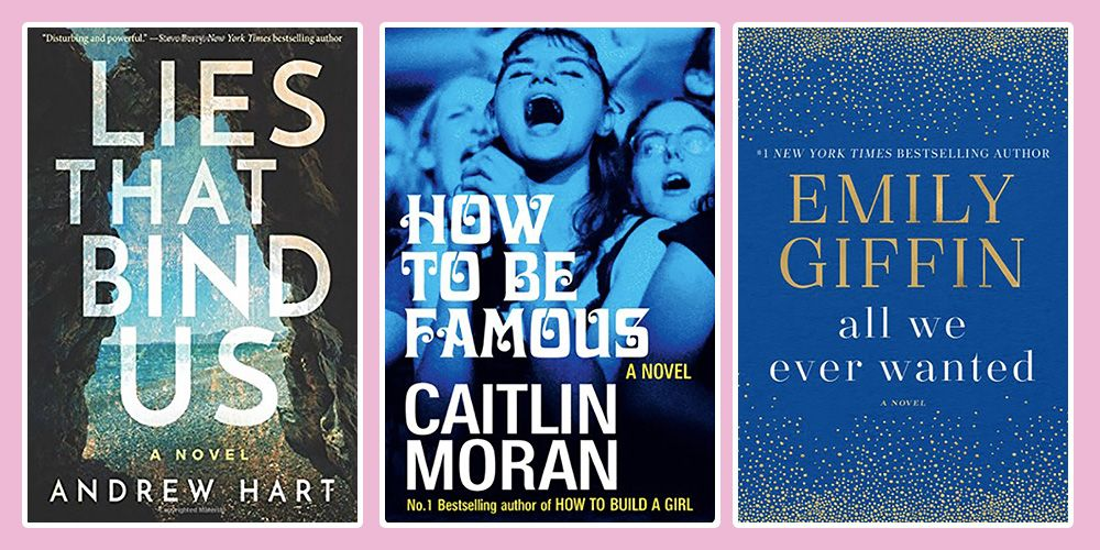 12 new books to sink your teeth into this month