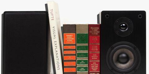 best bookshelf speakers 2018