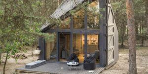 Bookworm Cabin, cabaña a las afueras de Polonia