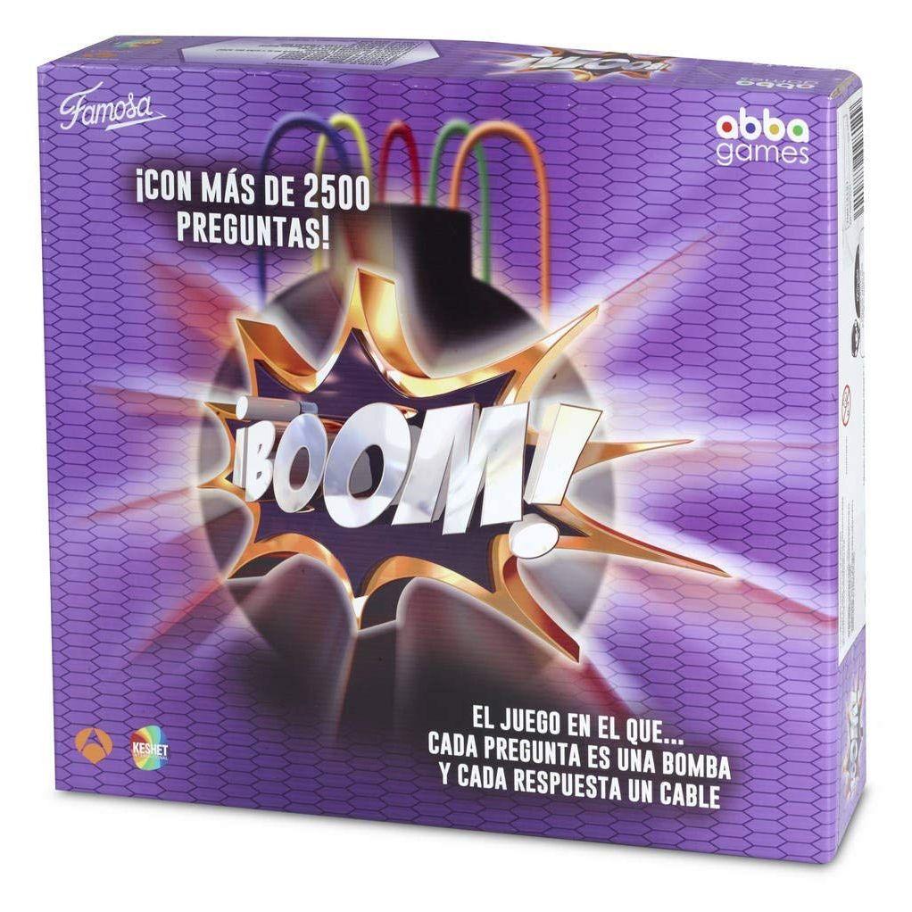 Comprar los juegos de mesa de los concursos de television: Boom