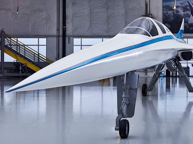 Concorde 20 Can An American Start Up Bring Back Supersonic