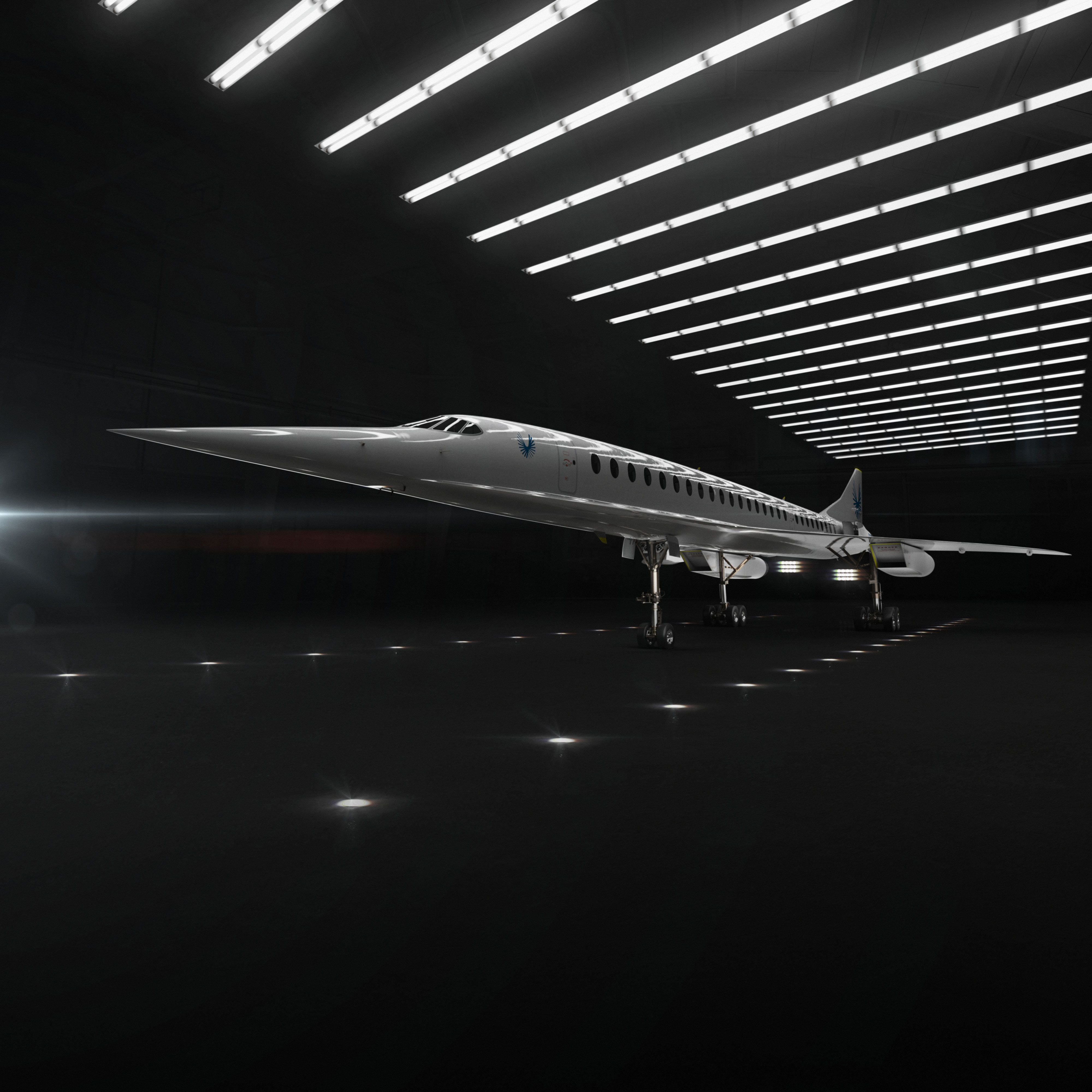 Boom Overture Supersonic Plane | Supersonic Airliners