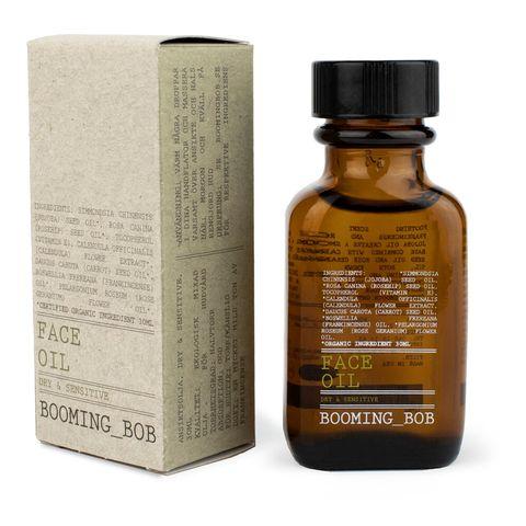 booming bob dry sensitive gezichtsolie olie gezichtsverzorging skincare oil