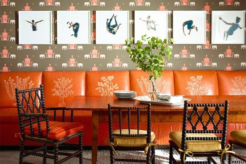 15 Best Orange Paint Colors for Your Home - Orange Room ...