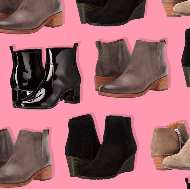17 Most Comfortable Ankle Boots For Women 2020