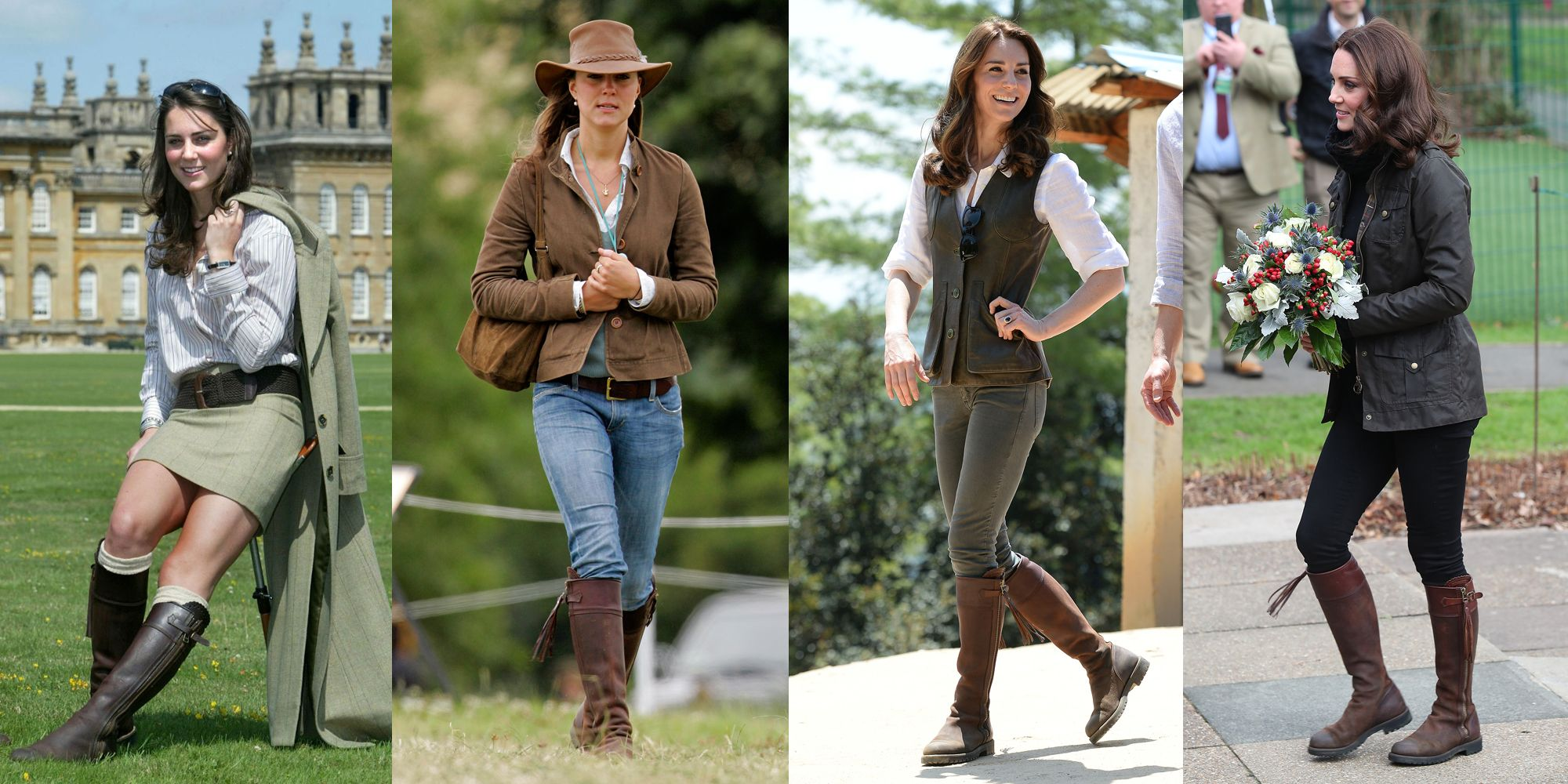 c01b69d7d27 Kate Middleton Recycles Her Favorite Boots - Kate Middleton Penelope ...